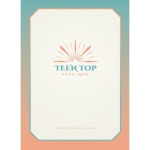 Teen Top - Dear N9ne (Drive Version) in the group Campaigns / K Pop at Bengans Skivbutik AB (3738566)