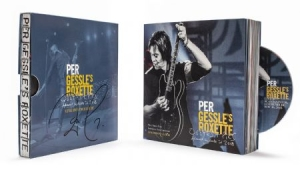 Per Gessles Roxette - Quotes and pics around Europe 2018 (Signed, Numbered) in the group OTHER / Övriga böcker at Bengans Skivbutik AB (3743099)