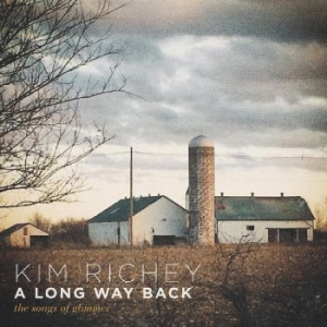 Richey Kim - A Long Way BackSongs Of Glimmer in the group VINYL / Vinyl Americana at Bengans Skivbutik AB (3744335)