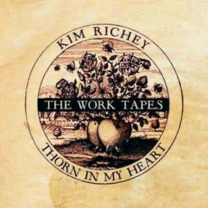 Richey Kim - Thorn In My Heart: The Work Tapes in the group Campaigns / Vinyl Campaigns / YEP-Vinyl at Bengans Skivbutik AB (3763634)