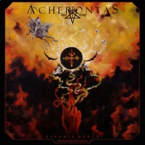 Acherontas - Psychic Death - The Shattering Of P in the group VINYL / Upcoming releases / Hardrock/ Heavy metal at Bengans Skivbutik AB (3768252)