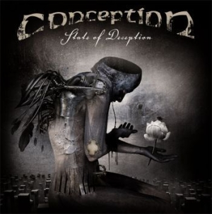 Conception - State Of Deception (Vinyl) in the group VINYL / Upcoming releases / Hardrock/ Heavy metal at Bengans Skivbutik AB (3771148)