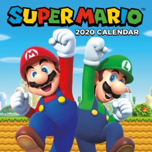 Super mario - Calendar in the group Julspecial19 at Bengans Skivbutik AB (3778779)