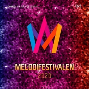 Blandade Artister - Melodifestivalen 2020 in the group Campaigns / Melodifestivalen at Bengans Skivbutik AB (3860381)