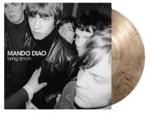 Mando Diao - Bring 'em in (Coloured vinyl) in the group Campaigns / Swedish Pop at Bengans Skivbutik AB (3913518)