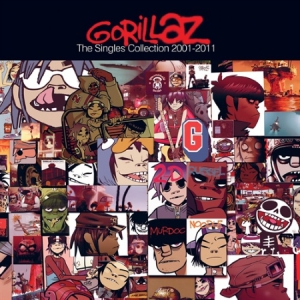 Gorillaz - The Singles Collection 2001-20 in the group CD / Pop at Bengans Skivbutik AB (450811)