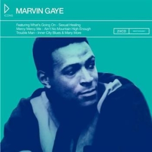 Marvin Gaye - Icons in the group CD / Pop at Bengans Skivbutik AB (506229)