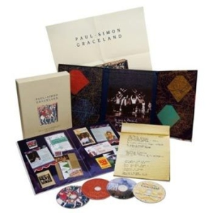 Paul Simon - Graceland 25Th Anniversary Collecto in the group CD / Pop at Bengans Skivbutik AB (510740)