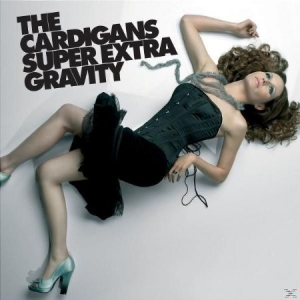 Cardigans - Super Extra Gravity - Ltd in the group Minishops / Cardigans at Bengans Skivbutik AB (558808)