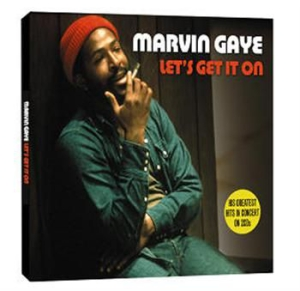 Marvin Gaye - Let's Get It On....His Greatest Hit in the group Julspecial19 at Bengans Skivbutik AB (640622)