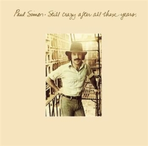 Paul Simon - Still Crazy After All These Years in the group CD / Pop at Bengans Skivbutik AB (644536)