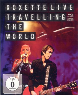 Roxette - Live Travelling The World in the group MUSIK / Blu-Ray+CD / Pop at Bengans Skivbutik AB (913006)