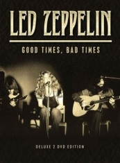 Led Zeppelin - Good Times Bad Times - Documentary