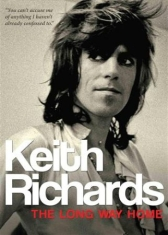 Keith Richards - Long Way Home - Documentary 2 Disc