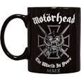 Motörhead - Motörhead - Iron Cross Boxed Mug