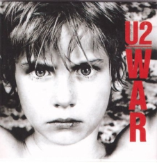 Magnets - U2 Fridge Magnet: War