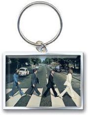 Key Chain - The Beatles Keychain: Abbey Road Crossing