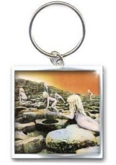Led Zeppelin - Led Zeppelin Standard Keychain: Houses of the Holy