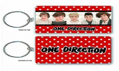 KeyChain - One Direction Keychain: Phase 3