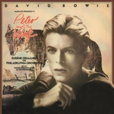 David Bowie - Peter & The Wolf