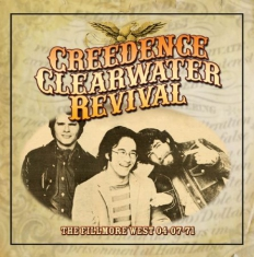 Creedence Clearwater Revival - Fillmore West, 04-07-71