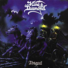 King Diamond - Abigail -Hq-