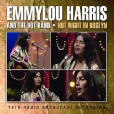 Emmylou Harris - Hot Night In Roslyn (1976 Broadcast