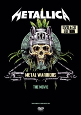 Metallica - Metal Warriors/Documentary (Dvd+Cd)