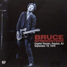 Springsteen Bruce - Live At The Capitol Theater, 1978