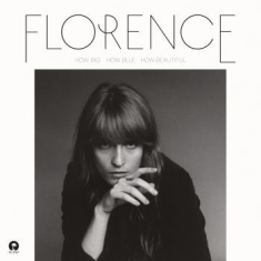 Florence + The Machine - How Big How Blue How Beautiful 2Lp