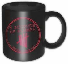 5 Seconds Of Summer - Derping stamp - boxed mug