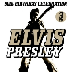 Elvis Presley - 80th Birthday Celebration