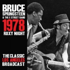 Springsteen Bruce - Roxy Night 1978 Live (3 Cd)