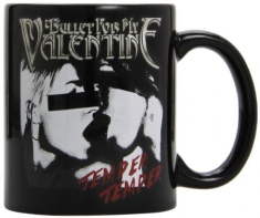 Bullet For My Valentine - BFMV Temper Temper Kiss Boxed Mug