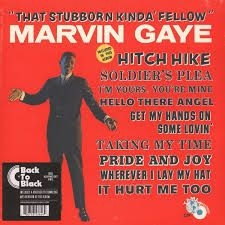 Gaye Marvin - That Stubborn Kind Of Fellow (Vinyl