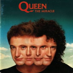 Queen - The Miracle (Vinyl)