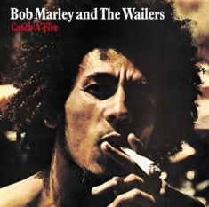 Bob Marley & The Wailers - Catch A Fire (Vinyl