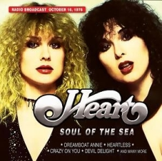 Heart - Soul Of The Sea - Live 1976