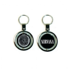 Nirvana - Vestibule spinner key chain