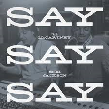 Mccartney Paul & Jackson Michael - Say Say Say (2015 Remix)