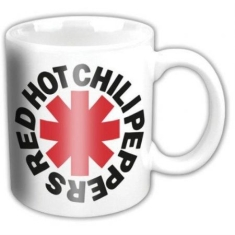 Red Hot Chili Peppers - Classic asterisk boxed mug