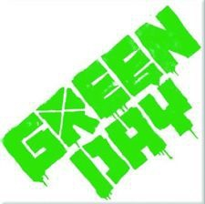 Green Day - Green Day Fridge Magnet: Logo