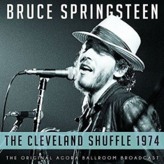 Springsteen Bruce - Cleveland Shuffle - Live 1974