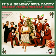 Jones Sharon & The Dap-Kings - It's A Holiday Soul Party!