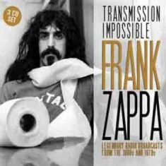 Frank Zappa - Transmission Impossible (3Cd)