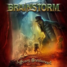Brainstorm - Scary Creatures (Ltd. Gtf. Gold Vin