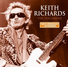 Keith Richards - Document (Audiobook)