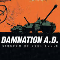 Damnation AD - Kingdom of lost souls