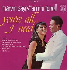 Marvin Gaye, Tammi Terrell - You're All I Need (Vinyl)