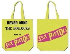 Sex Pistols - Never Mind The Bollocks tygkasse